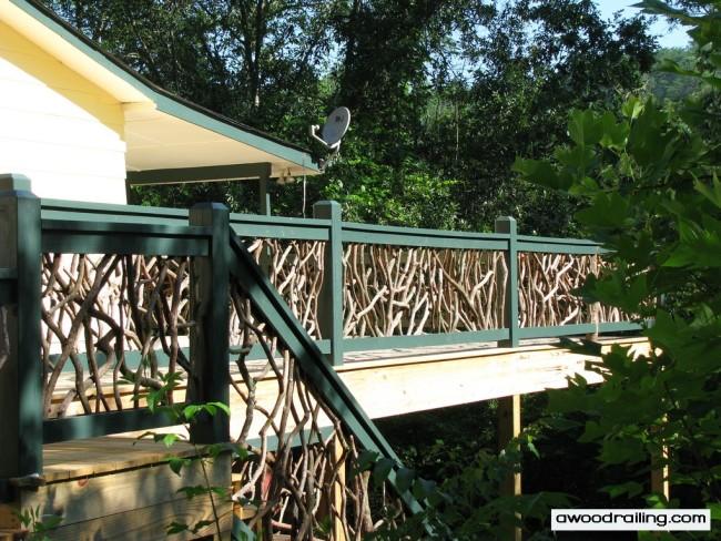 deck-handrail
