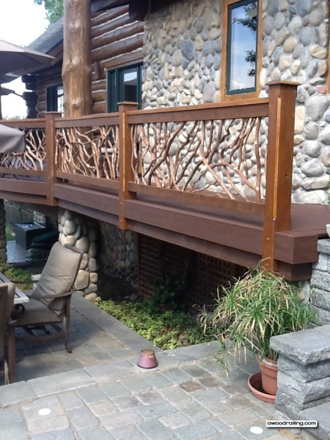 rubble-stone-wood-railing