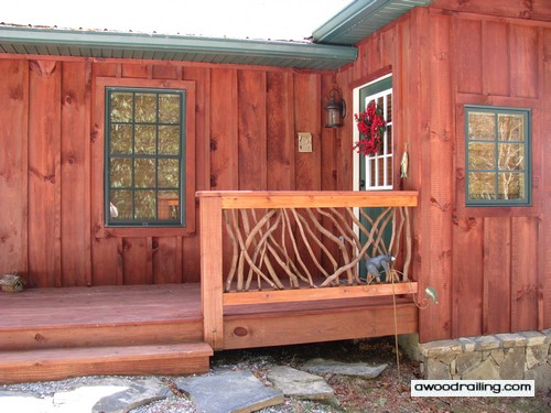 woodrailing
