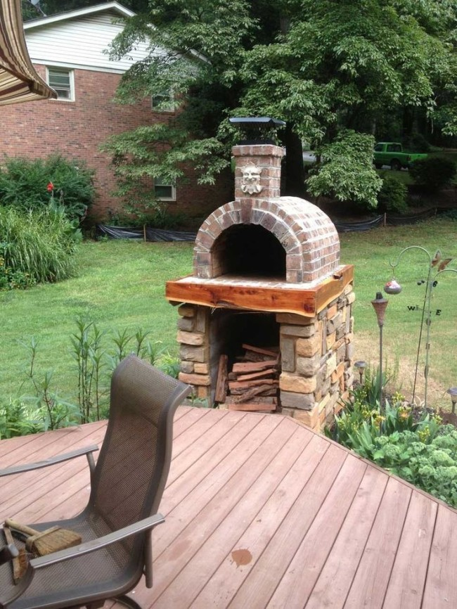 artisan pizza maker with outdoor pizza ovens my outdoor living pics
