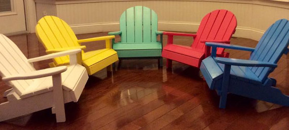 Children's Adirondack Chairs