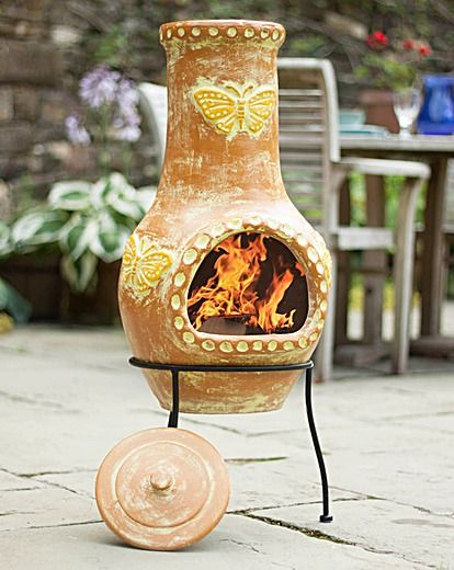 Chimineas:  Adding Life to Outdoor Living Rooms
