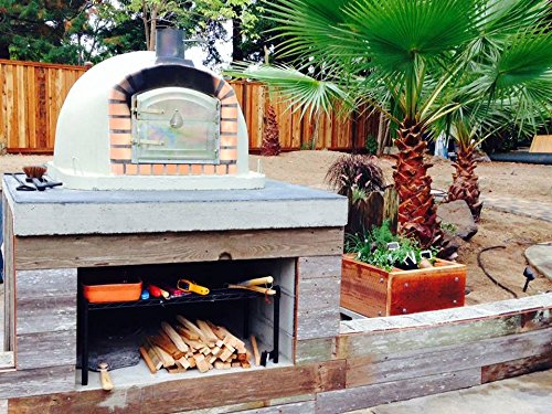 Large Brick Pizza Oven