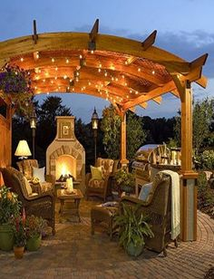 Outdoor Party Chiminea